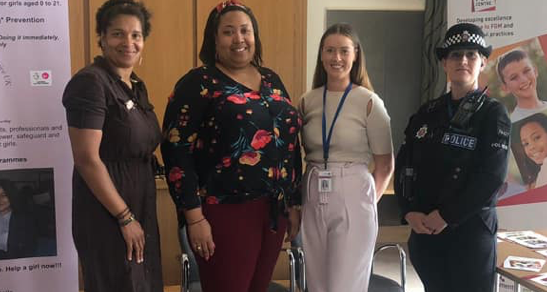 Police host event for women in Harlow