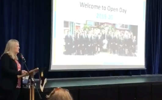 Hundreds flock to Stewards Academy Open Day and Evening