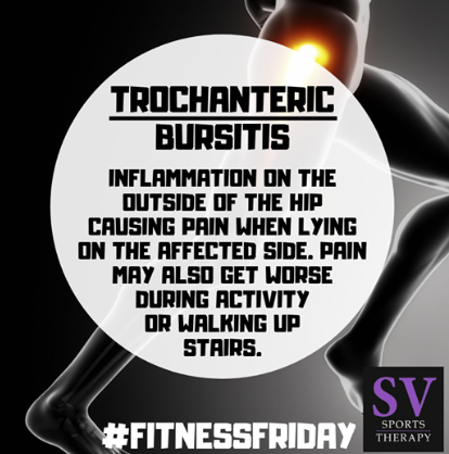 Friday Fitness with SV Therapy: Hip advice