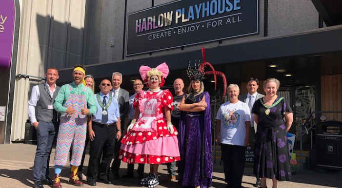 Harlow Playhouse launch Jack and The Beanstalk as Christmas Panto