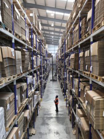 Macfarlane has opened a brand-new distribution space at Templefields industrial area in Harlow.