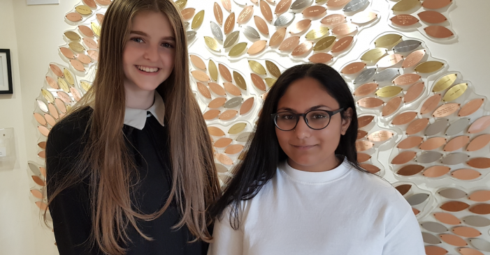 St Clare Hospice welcomes two new ambassadors