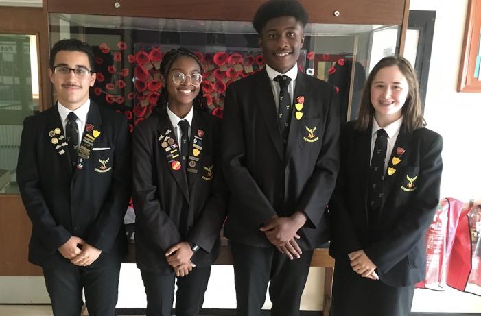 Stewards Academy achieve Inclusion Quality Mark (again)