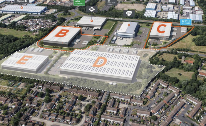 Second occupier for Icon Harlow