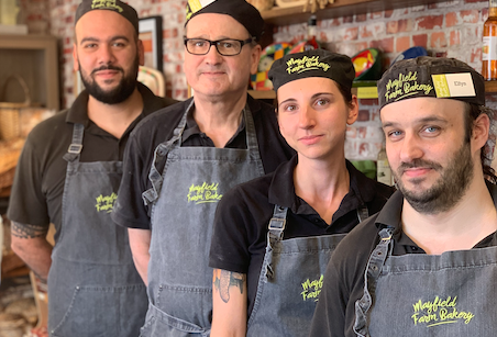 Popular Mayfield Farm Bakery bid to win 'Baker of the Year' in the Farm Shop & Deli Awards