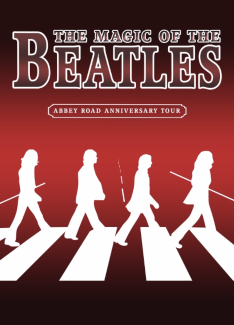 The Magic of The Beatles-One of the UK's leading Beatles tribute shows
