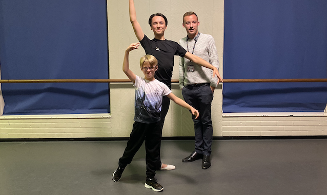 Harlow Ballet Boys are a national success