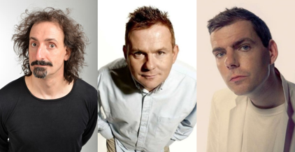 Three great comedians at Harlow Comedy Club