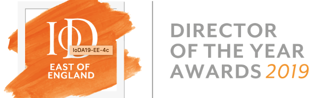 Eleven of East of England's most inspiring business leaders entered into the Institute of Directors (IoD) National Director of the Year Awards