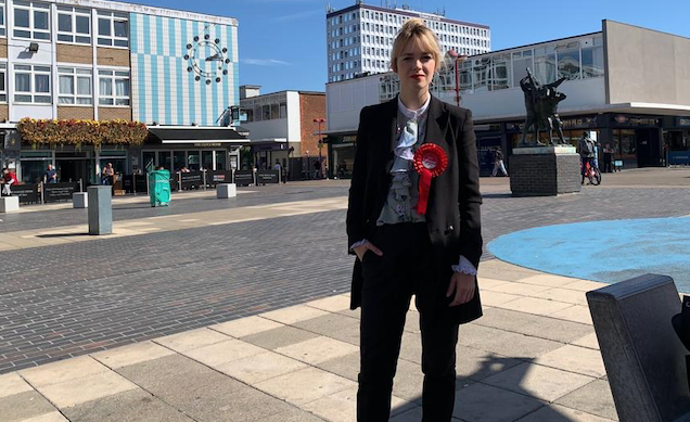 GE19: Letter of thanks from Labour candidate, Laura McAlpine