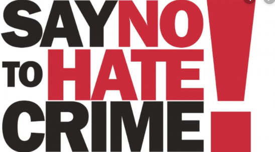 Saturday marks beginning of National Hate Crime Awareness Week.