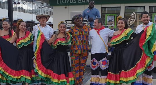 Black History Month celebrated in Harlow