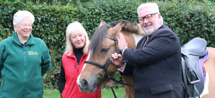 Better Bridleways for Harlow Horse Riders