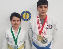 Judo: Harlow go Dutch in international competition