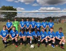 Football: XL Joinery sponsor Risden Woods