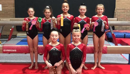 Gymnastics: Harlow shine in Quatro Cup