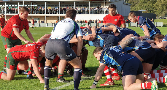 Rugby: Fantastic Harlow maintain 100% home record