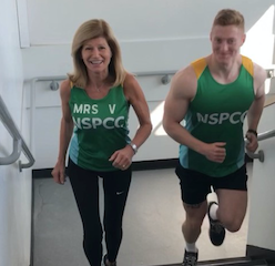Harlow physios set to take up the Gherkin challenge