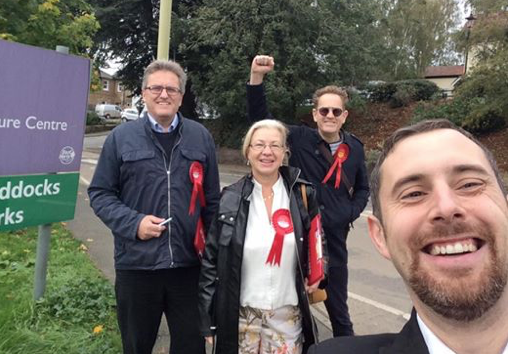 Harlow Labour councillor selected to fight Hertford and Stortford