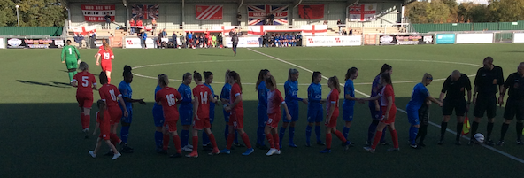 Football: Harlow Ladies suffer last gasp agony in FA Cup