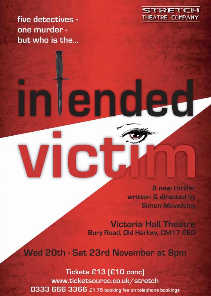 Victoria Hall Theatre: Who are the Intended Victims?