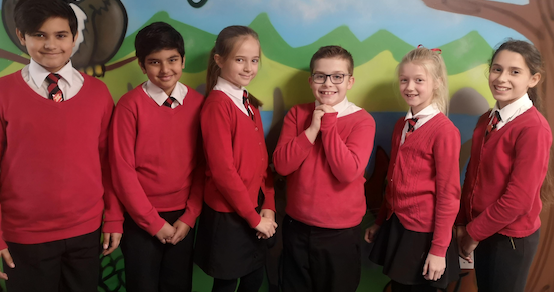 Little Parndon pupils have picked their head boy and girl for the year ahead.