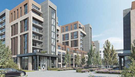 Weston Homes buy Pearson site next to Harlow railway station with plans for 361 flats