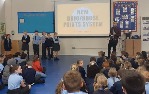 School council create new rewards system