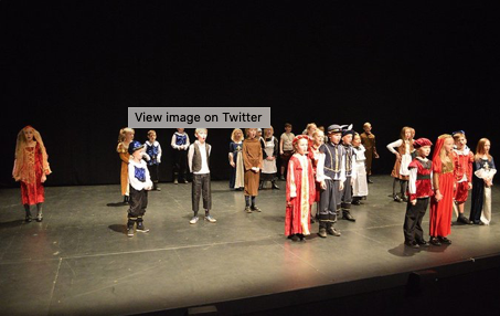 Harlow schools excel at Shakespeare Schools Festival