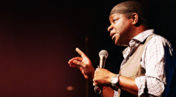 Harlow Playhouse: Stephen K Amos is on a mission for world peace