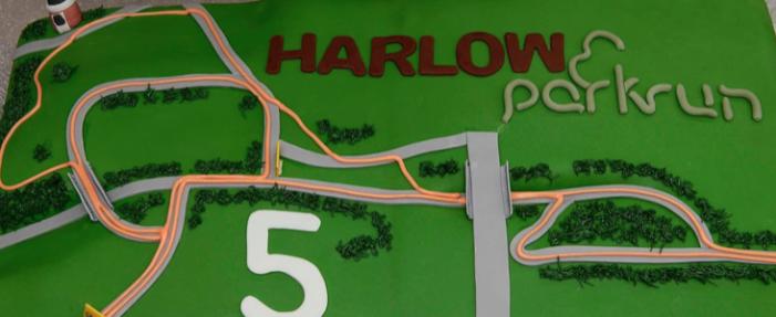 Harlow parkrun celebrates its fifth birthday