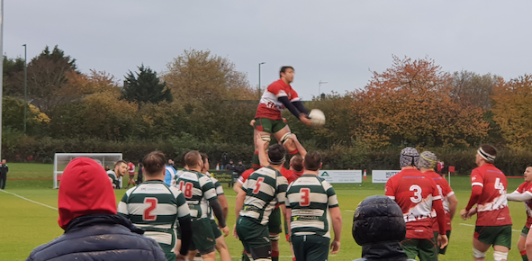 Rugby: Chay has the say as Harlow steamroller Basildon
