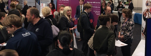 Passmores students find their future at Careers Fair