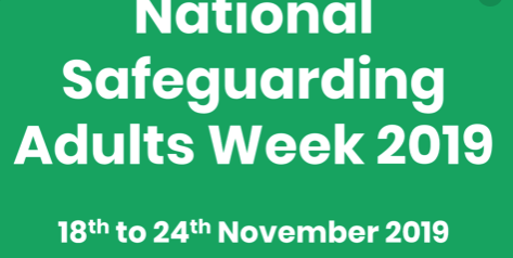 National Safeguarding Adults Week in Harlow