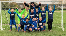 Football: Kingsmoor Academy Y5/6 Football Team make it through to the Harlow finals