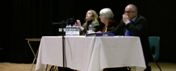 Letter to Editor: My reflections after asking question on antisemitism at Harlow Question Time
