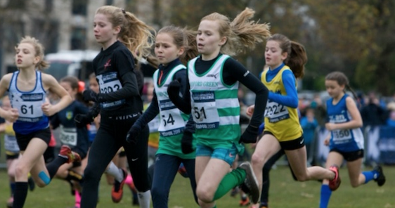 Athletics: Autumn tackles wintry conditions to impress at UK Cross-Country challenge