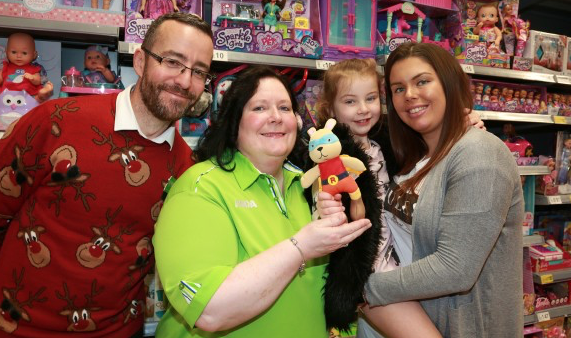 Harlow Asda track down replacement Super Bunny for six-year-old Lexi-Mae
