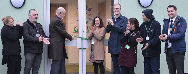 Alternative education provision opens in grounds of Cooks Spinney Primary Academy