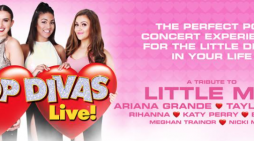 Pop Divas are coming to the Harlow Playhouse