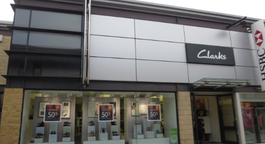 Clarks store in Harlow to close for refurbishment
