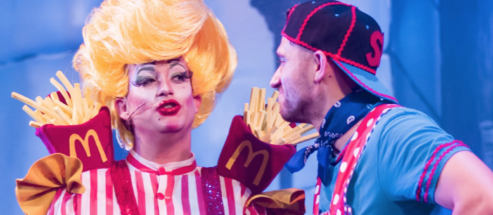 Review: Jack and the Beanstalk: A giant of a pantomime at Harlow Playhouse!