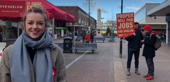 GE19: Labour campaign intensifies on the doorstep and high street