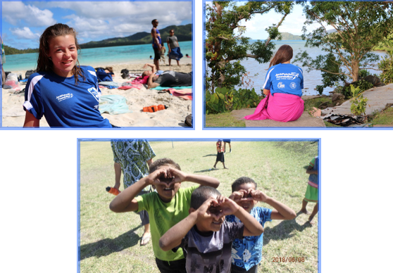 Think Pacific: Harlow student Laura tells of her Fijian experience