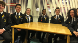 Stewards Academy students discuss the General Election of 2019