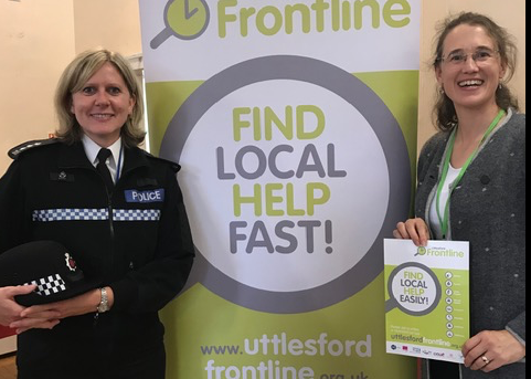 Police launch mobile app to support the vulnerable in Harlow