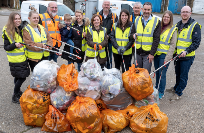Harlow Council's spring clean campaign has been shortlisted for a Keep Britain Tidy Award.