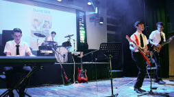 BMAT students go head to head in Battle of the Bands