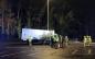 Emergency services attend van fire in Harlow