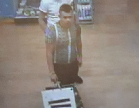 Men wanted after theft of ink cartridges in Asda, Water Gardens